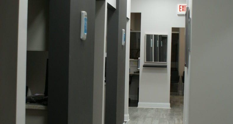 millennium-dental-dentist-hallway
