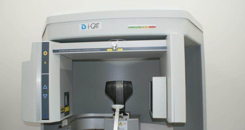 dentist icat machine